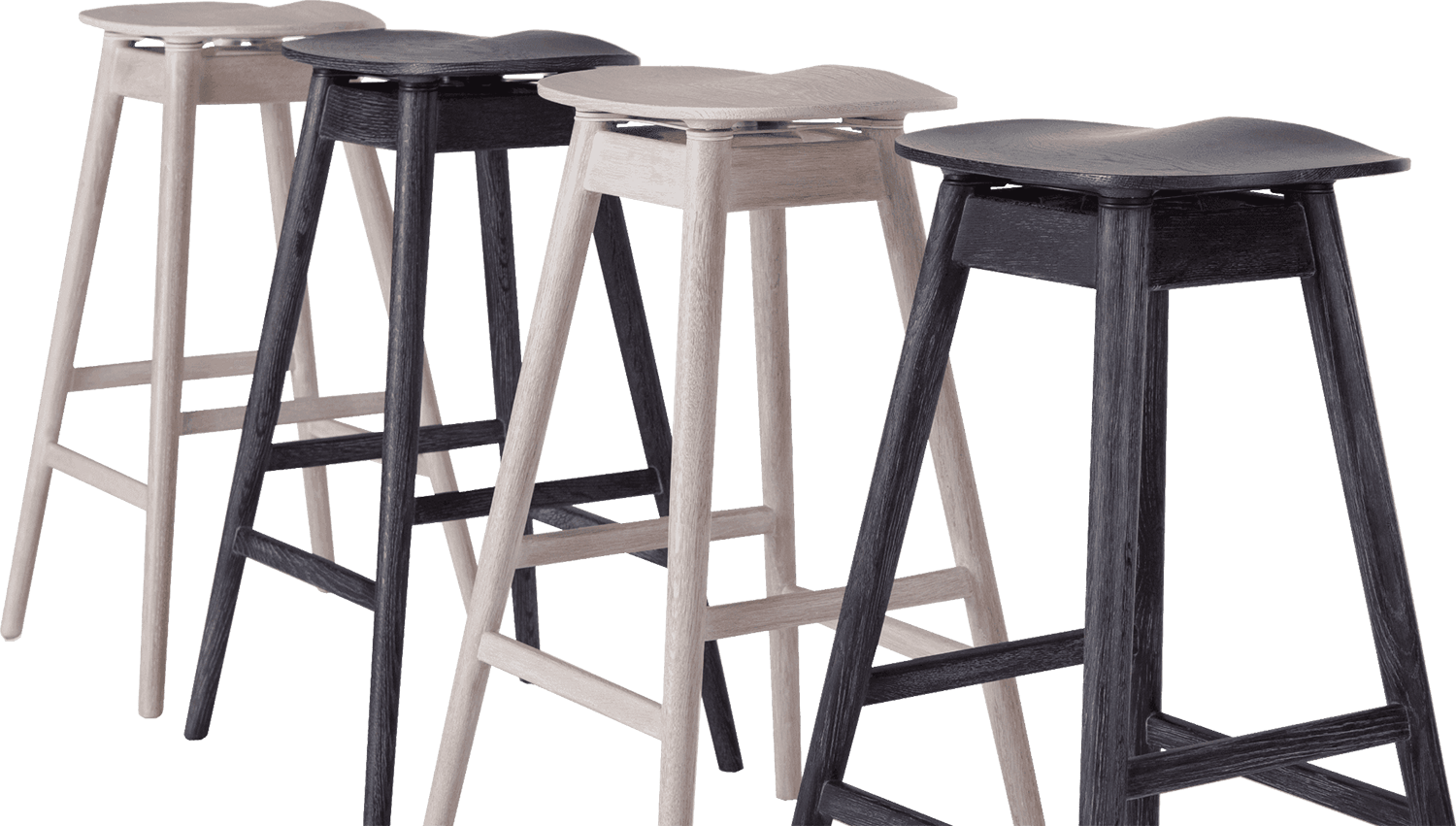 Tractor Stool - set of 4